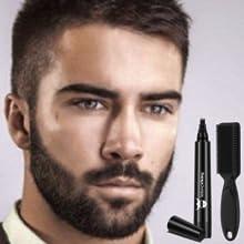 beard filling pen kit with brush