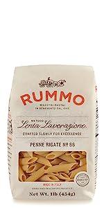 Rummo Pasta Penne Rigate No. 66