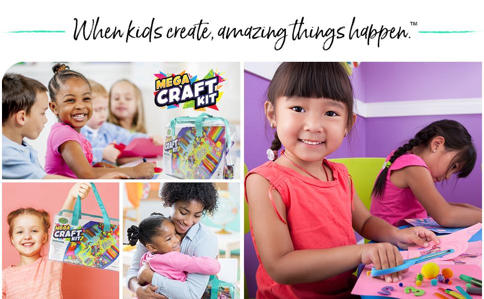 art for kids craft set kids art kit kids craft supplies art and crafts kid crafts toddler scissors