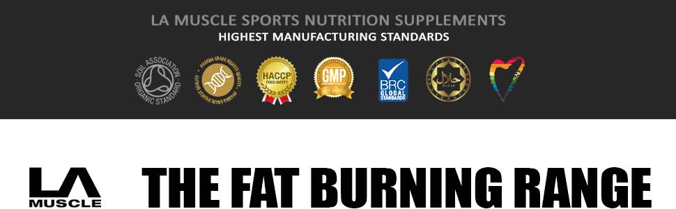 Fat Burning Range