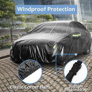Heavy Duty Car Cover for BMW 2 Series Grand Tourer Estate UV Protection