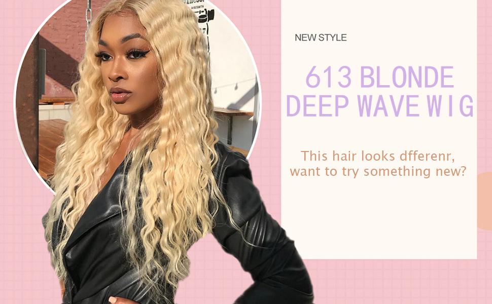 613 deep wave wig