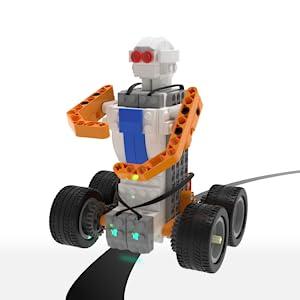 SuperBot infrared sensors LED coding learning toy Christmas black Friday new year gift