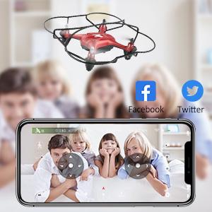 mini drone enfant