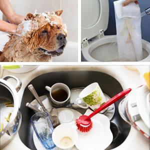 multiple uses bidet faucets