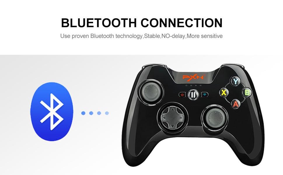 Mfi Certified Gamepad