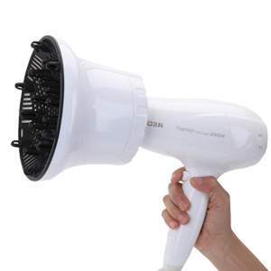 Universal Hair Diffuser Adaptable for Blow Dryers