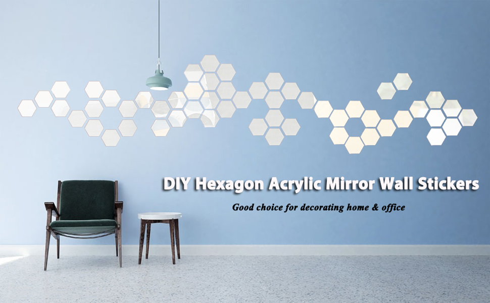 sticker mirrors for wall