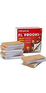 Flipbooks 8 Pack