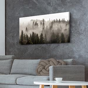forest landscape wall art