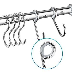 Rubber Hook