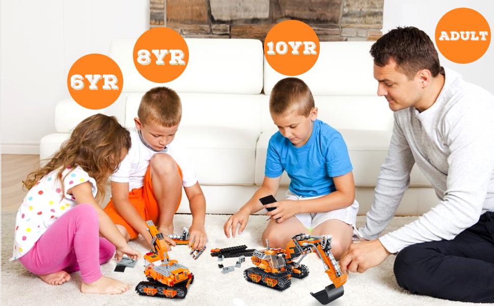 Spielzeug für 6 Jahre alten Jungen