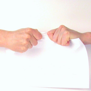thick no tear paper
