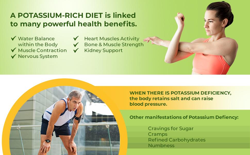 natural slim potassium supplement