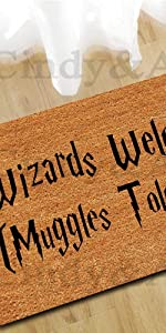 Wizards Welcome Muggles Tolerated  Halloween