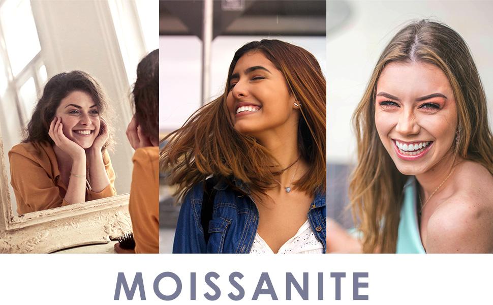 Moissanite Banner