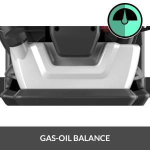 Gas Oil Balance