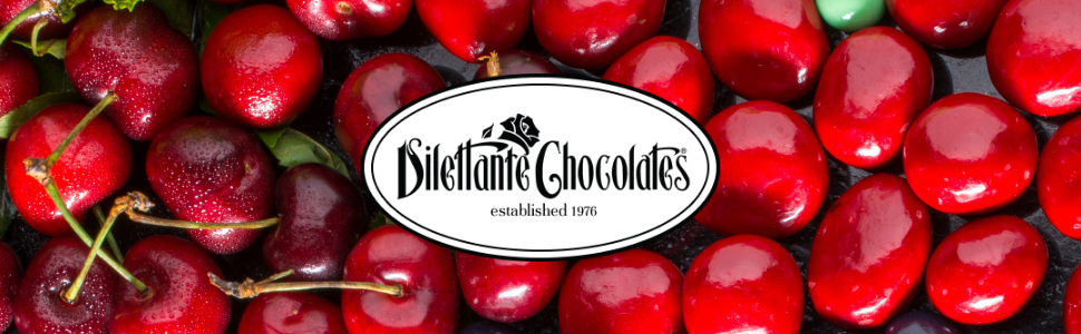 Dilettante Chocolate Cherries