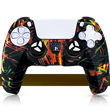 PS5 Controller Skin with Grip