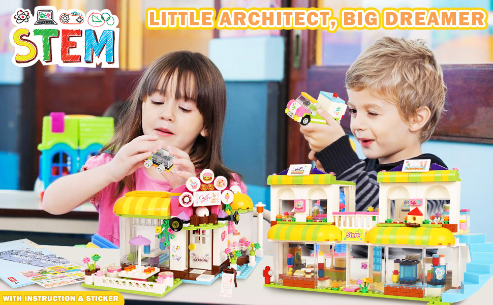 Building Block Coffe House