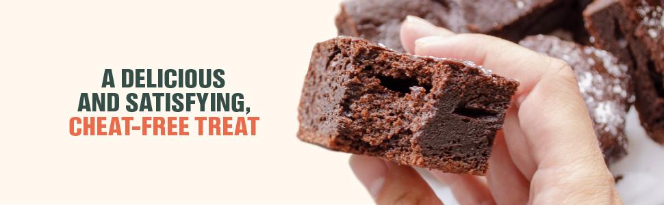 keto paleo keto brownie baking mix