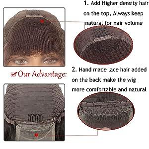 10A grade human hiar wigs