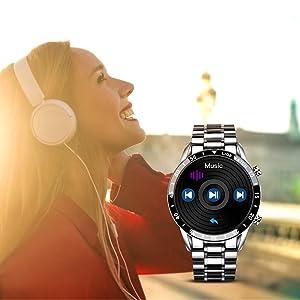 music smart watch