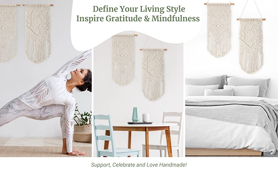 Define Your Living Style Inspire Gratitude amp; Mindfulness. Support, Celebrate and Love Handmade!