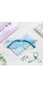 blue light glasses teens kids