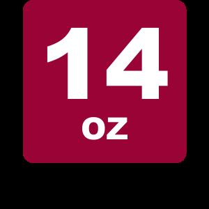 14oz Capacity SMOOCHIES