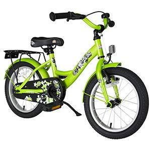 bike*star 40.6cm (16 pulgada) Bicicleta para niños - Clásico ...