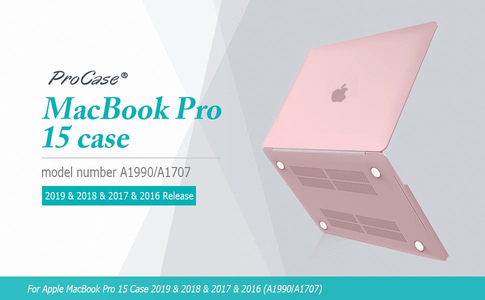 MacBook Pro 15 Case 2019 2018 2017 2016