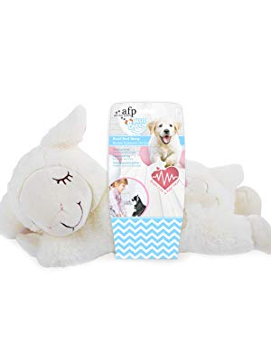 All for Paws Puppy Behavioral Aid Heart Beat Warm Toy
