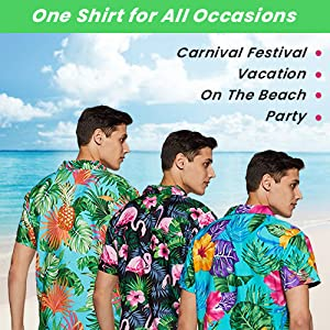 One Shirt for All Occasions