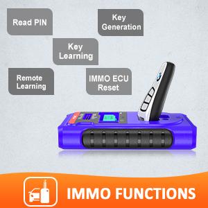 Autel MaxiIM IM608 Key Programming Tool- IMMO Functions