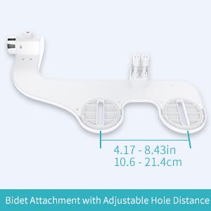 attachable bidet attachment