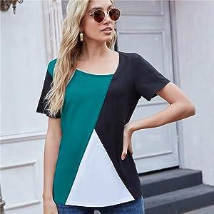 loose fit comfy V neck shirt