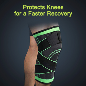 Protect Knees for a Faster Recovery