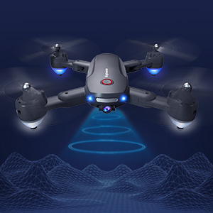 Flashandfocus.com 986595af-3691-49e6-bd84-c9ad906562c5.__CR0,0,300,300_PT0_SX300_V1___ GPS Drone with 4K Camera for Adults, Dual Camera 5G WiFi FPV Live Video Foldable Drone 30mins Flight Time,120°Wide-Angle…