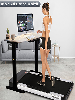 Under Desk Electric Treadmill