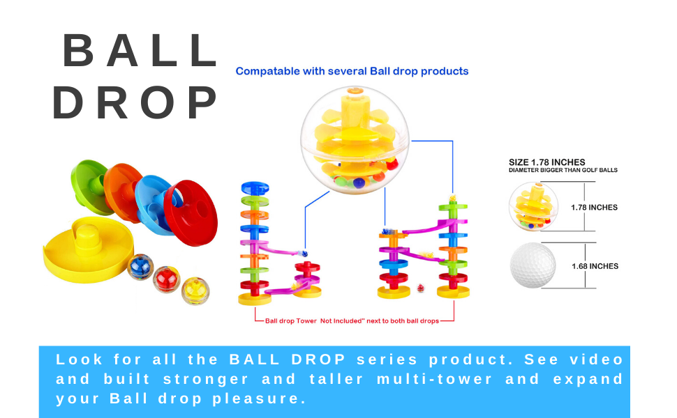 Ball Drop 2 sets