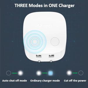 auto shut off usb charger