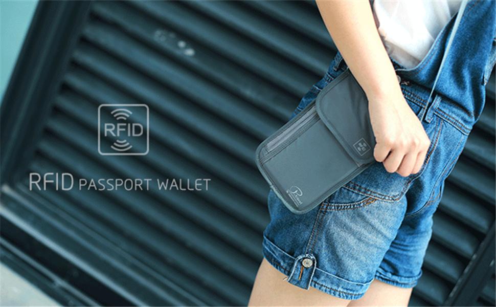 VanFn Passport Wallet
