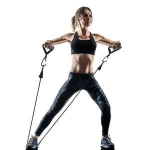 Resistance Bands Set with Handles