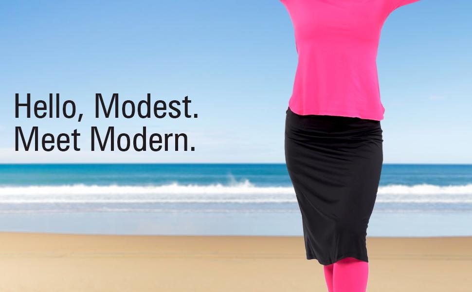 kosher casual modest womens clothing top skort skirt swim golf tennis sport apostolic