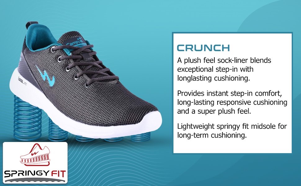Crunch -Spring Fit