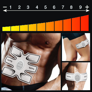 EMS Muscle trainer