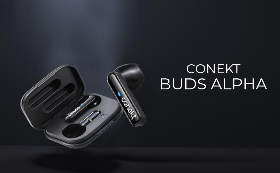 Buds Alpha True wireless earbuds