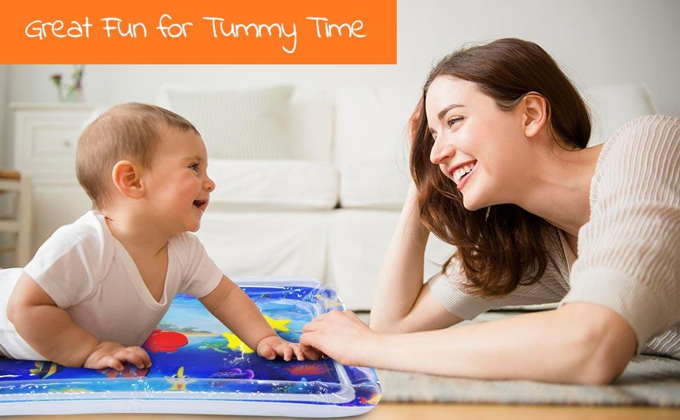 baby play water mat