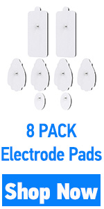 electrode pads for tens